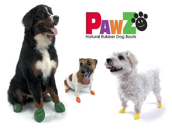 Pawz Zapatos De Caucho Para Perros Pack De 12 Unidades