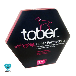 Taberdog Collar Antiparasitario Repelente De Mosquitos.