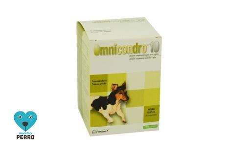 Condroprotector Para Perros, Omnicondrio 10