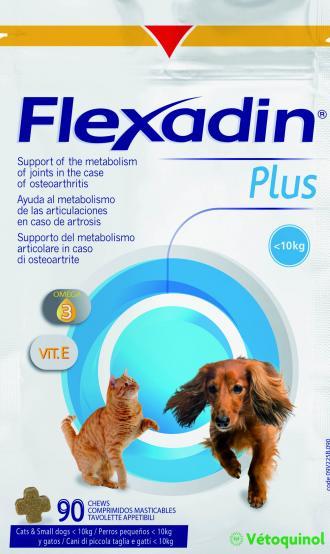 Flexadin Plus Razas Grandes Y Medianas