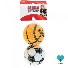 Juguete Para Perro Kong Sport Balls Larg