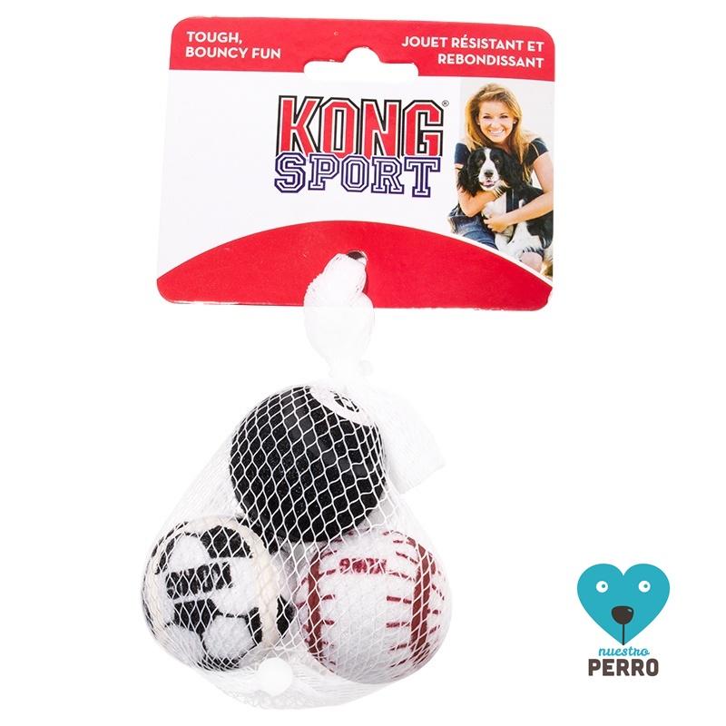 Juguete Para Perro Kong Sport Balls Small