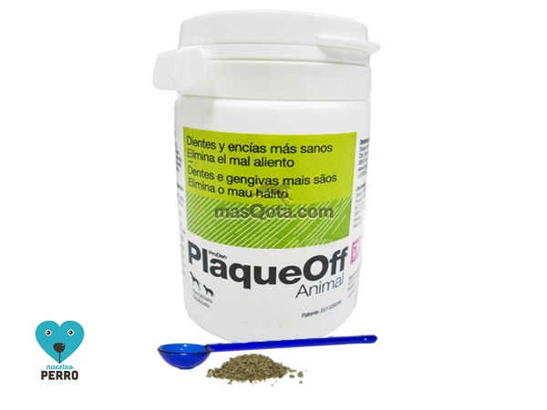 Plaqueoff 40 Gr. Limpieza Dental Del Perro